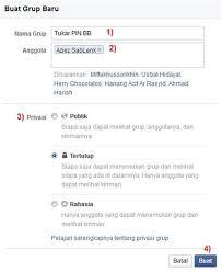 cara membuat facebook terbaru 2015 collection of cara membuat group di facabook grup fb cara membuat