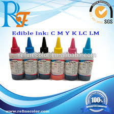 food coloring printer ink with sgs certification buy food