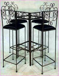 bistro table set indoor tall bistro table and chairs indoor bonners furniture