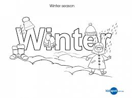 winter coloring pages free bebo pandco