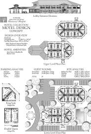 motel floor plans commercial collection comm motel guest rooms lobby suites floor