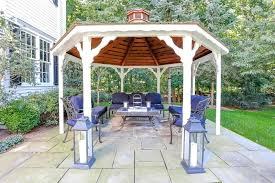 Outdoor Patio Gazebo 12x12 Outdoor Patio Gazebo Patio With Wood Gazebo And Outdoor