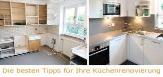 kosten einbauküche küche aufpeppen alte möbel neu in szene setzen leisten outlet