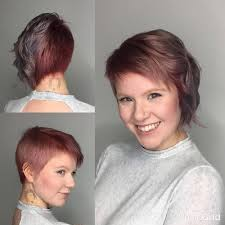 side and front view short pixie haircuts 38 best pixie cut hairstyles that are hot in 2018