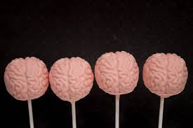 Halloween Brain Cake by Brain Cake Pops Etsy Melindasmarvels Halloween Party