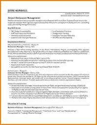 Restaurant Manager Sample Resume 4 Restaurant Manager Resume Inventory Count Sheet For Sample