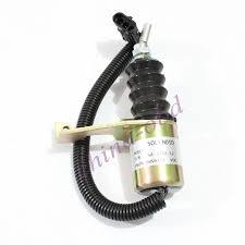 fuel shutoff solenoid valve 3932017 sa 3742 12 for deutz bosch rsv