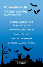 halloween bash swiftwater cellars