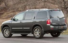 nissan armada used 2011 nissan armada for sale pricing features edmunds