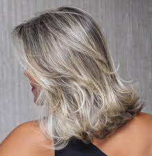 medium length flipped up hairstyles 70 darn cool medium length hairstyles for thin hair