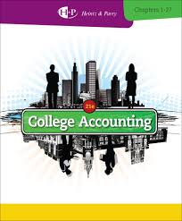 college accounting chapters 1 27 21st edition 9781285055411