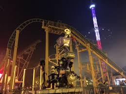 Six Flags Direction Six Flags New England Fright Fest Review