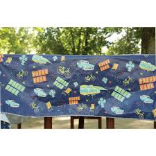 Fitted Picnic Tablecloth Picnic Supplies Picnic Table Covers Camping World