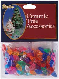 ceramic christmas tree bulbs 5