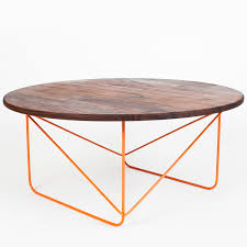 burnt orange coffee table combine 9 industrial furniture modern coffee table orange australia
