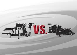 grinders vs chippers