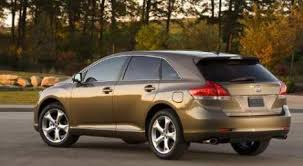toyota suv review 2009 toyota venza review