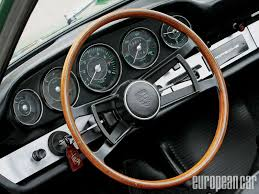 porsche 911 dashboard 1967 porsche 911 targa european car magazine