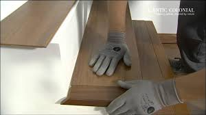 fitting a wood bullnose on a staircase