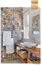 Colorful Bathroom Tile Four Unbelievable Before U0026 After Bathroom Makeovers Famous