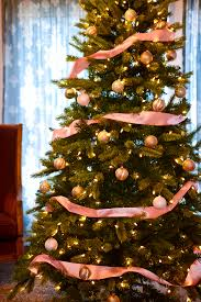 breast cancer awareness christmas tree