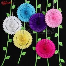 Flowers Decoration For Home Online Buy Wholesale Hanging Paper Flowers From China Hanging