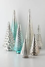 Glass Christmas Tree Ornament - stunning glass christmas decoration ideas christmas celebrations
