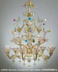 Art Glass Chandeliers Murano Art Glass Chandeliers Glass Art Sculptures Glass