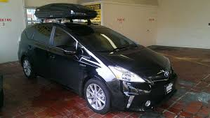 roof rack for toyota prius toyota prius v the roof rack guide