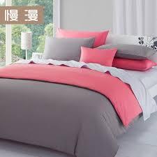 Pink And Gray Comforter Queen Pink Gray Comforter Set
