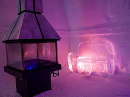 Hotel De Glace Canada Hotel Review Ice Hotel In Quebec Canada