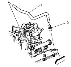 repair instructions on vehicle positive crankcase ventilation