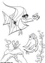 finding nemo coloring pages coloring book