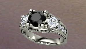 black engagement rings meaning black engagement ring meaning colors representing