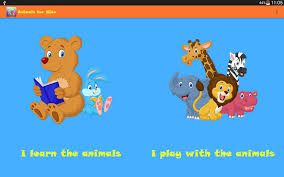 animals for kids 2 2 7 apk download android education apps
