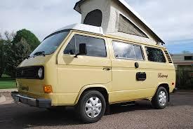 volkswagen vanagon camper cars for sale greg gear head