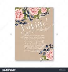 Background Of Invitation Card Wedding Invitation Or Card With Tropical Floral Background