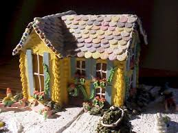gingerbread exchange farmhouse gingerbread house pattern