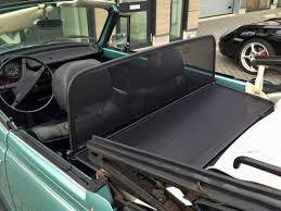 volkswagen classic beetle volkswagen classic beetle wind deflector 1968 1979 mesh black
