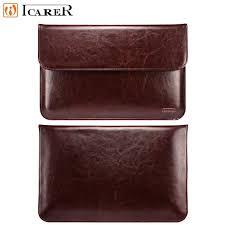 Jual Leather jual leather macbook sleeve laptop pouch ryuvandamn