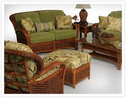 Repairing Wicker Furniture - In home furniture repair