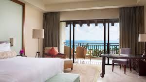 2 bedroom 2 bedroom club ocean view suite the ritz carlton sanya yalong bay