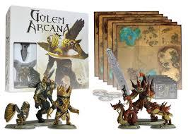 amazon com golem arcana base game set toys u0026 games