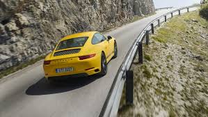 porsche gt3 reviews specs u0026 prices top speed the 2018 porsche 911 carrera t is a lightweight 911 made for