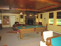 Homeaway Vacation Rentals by The Game Cabin At Rustic River Retreats Fun Homeaway Austinburg
