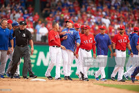 Jeff Banister Texas Rangers Vs Toronto Blue Jays Pictures Getty Images