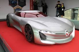 renault supercar the renault trezor concept is a stunning look at the future of gt cars