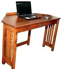 Real Wood Corner Desk Wood Corner Desk Bethebridge Co
