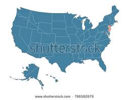map of the united states with arizona highlighted arizona on the map of usa map of usa with arizona highlighted