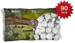 how long do tea lights burn 90 bolsius long burn 8 hour tea lights professional tealights